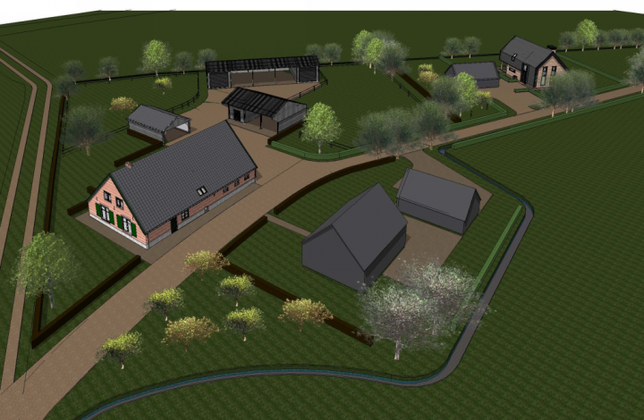 Start project in buitengebied Klarenbeek