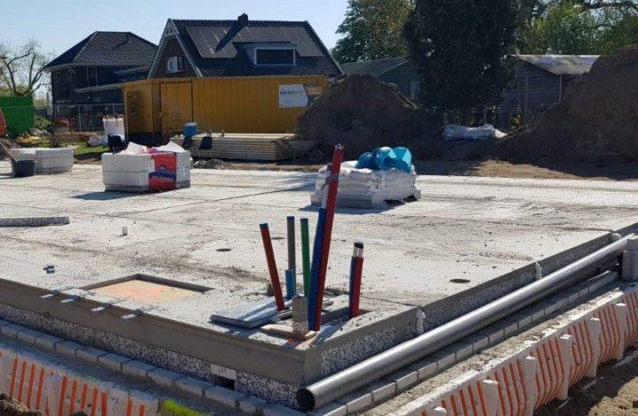 Voortgang nieuwbouw IJsseldal Wonen