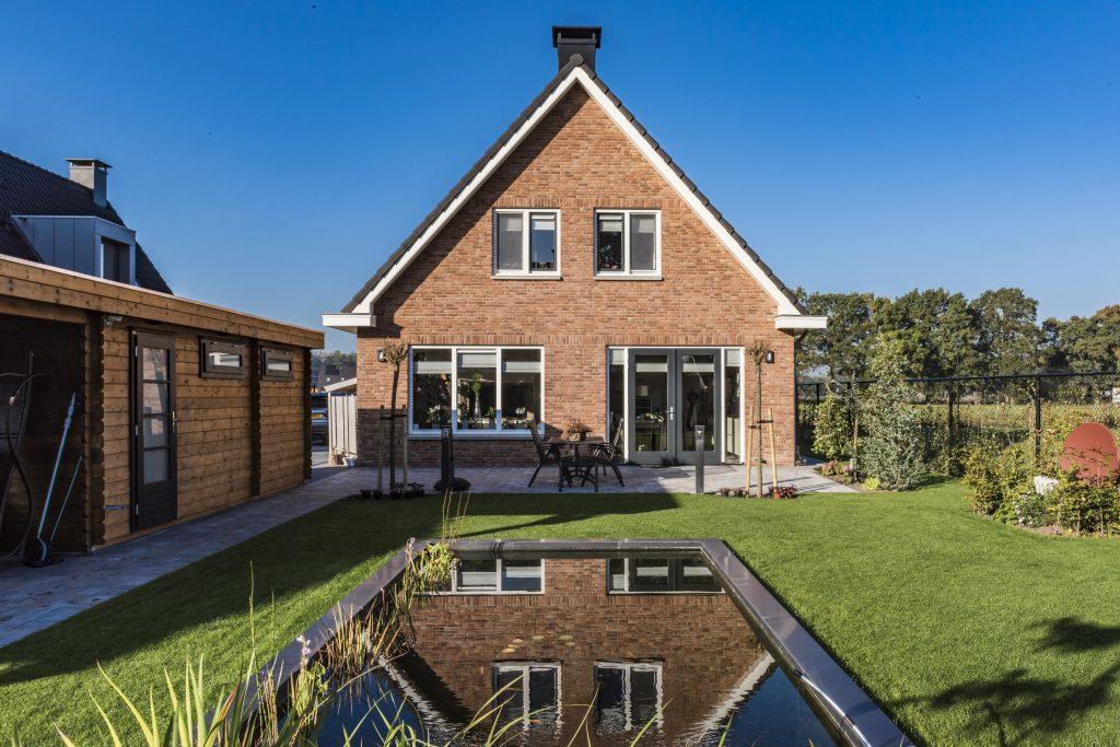 DB 20160147 NB Nieuwbouw vrijstaande woning Grote Wetering Klarenbeek (32)