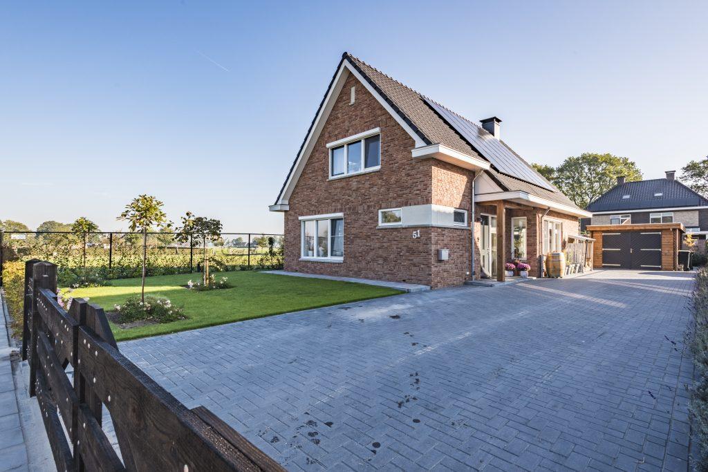 DB 20160147 NB Nieuwbouw vrijstaande woning Grote Wetering Klarenbeek (37)