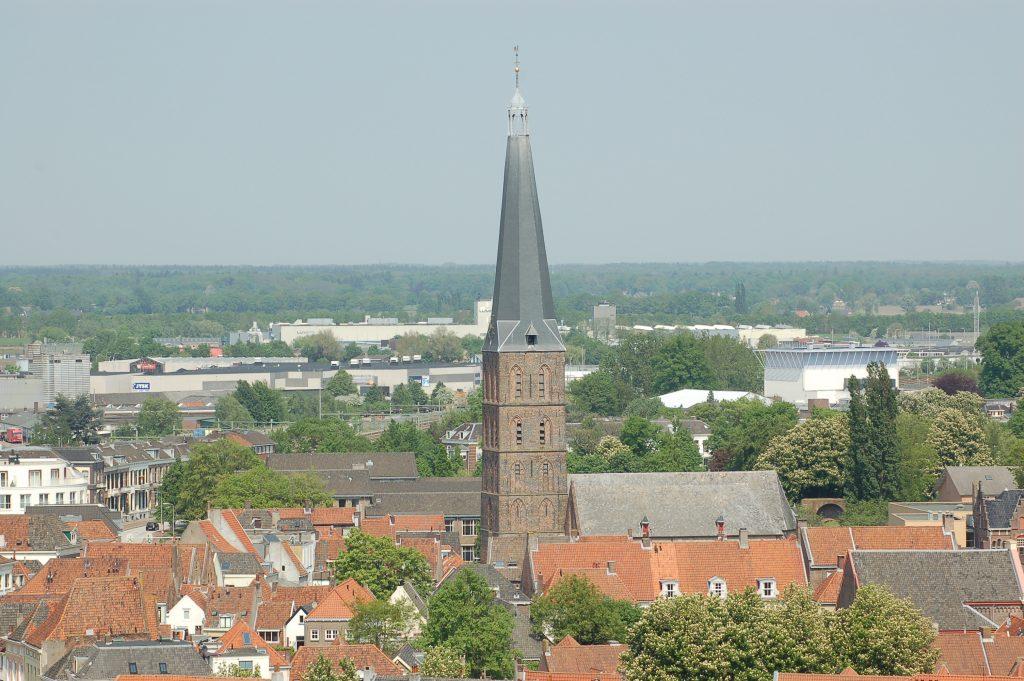 Dijkhof Bouw Sint Janskerk Zutphen