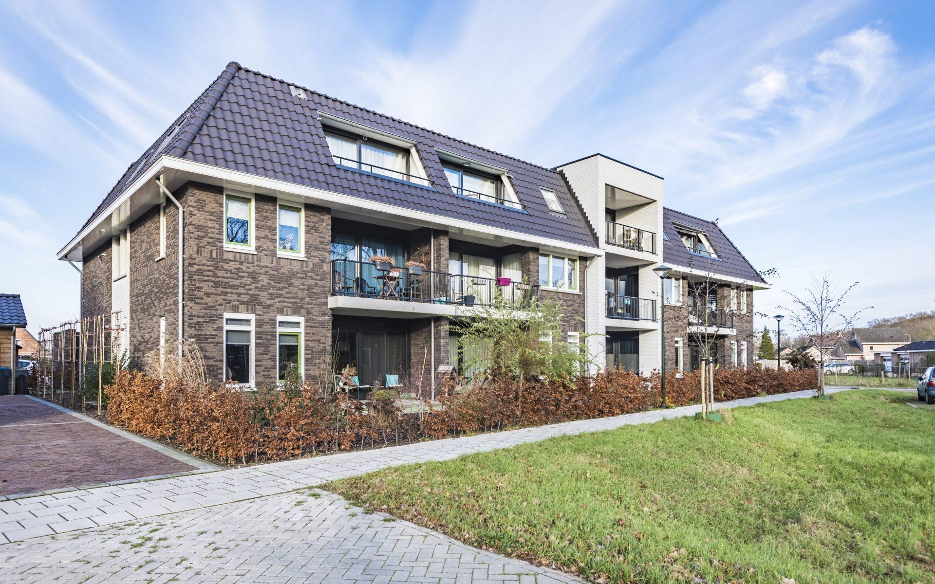 Nieuwbouw 12 appartementen Klarenbeek