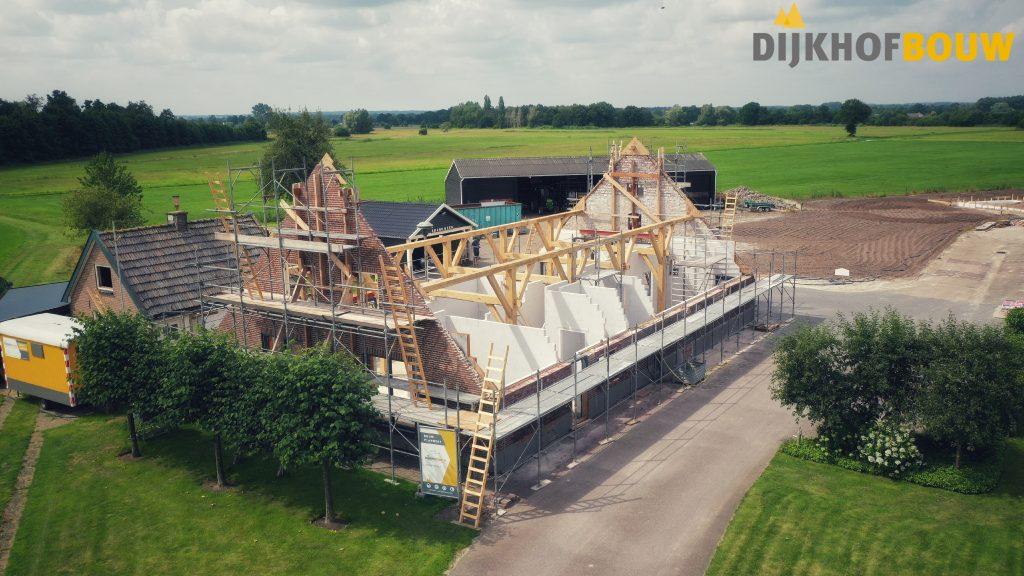 Dijkhof Bouw - Verbouw boerderij Klarenbeek (1)
