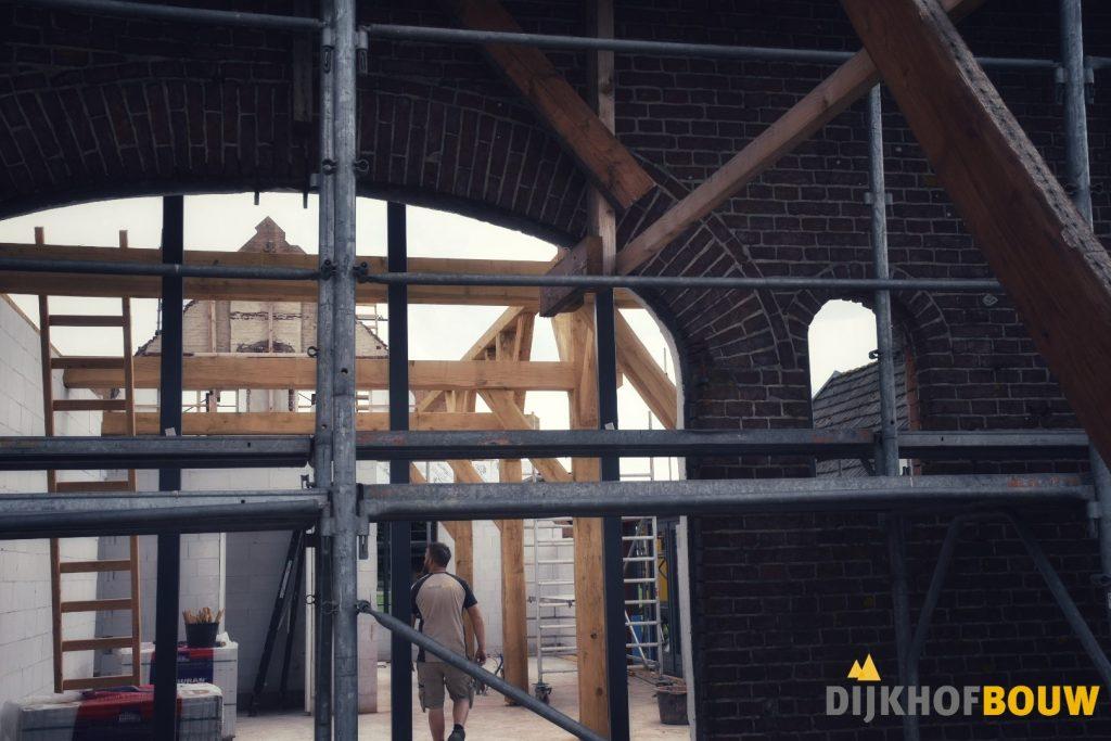 Dijkhof Bouw - Verbouw boerderij Klarenbeek (10)