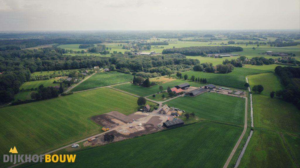Dijkhof Bouw - Verbouw boerderij Klarenbeek (12)