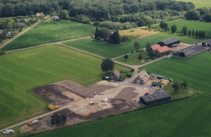 Bouwupdate boerderij Klarenbeek