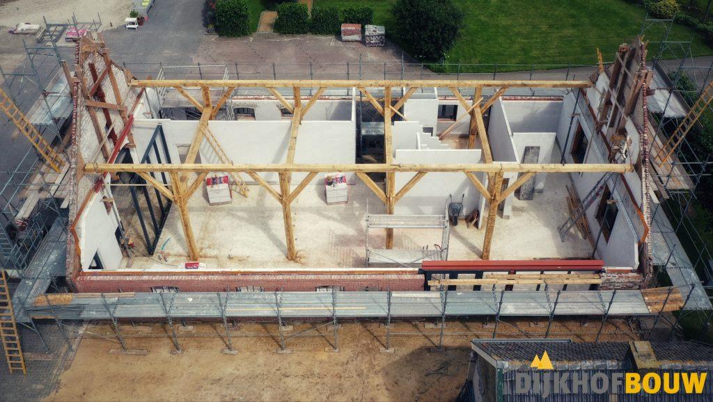 Dijkhof Bouw - Verbouw boerderij Klarenbeek (18)