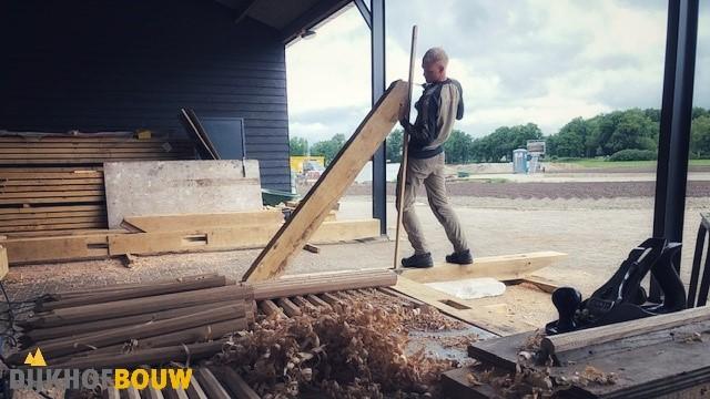 Dijkhof Bouw - Verbouw boerderij Klarenbeek (2)