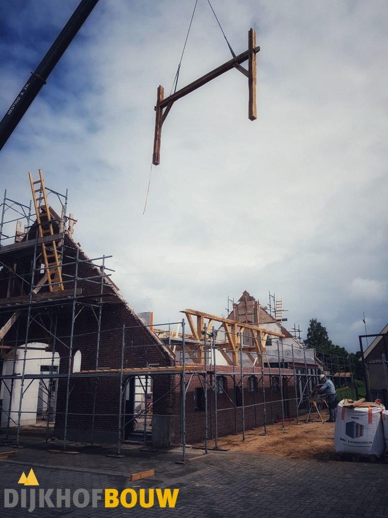 Dijkhof Bouw - Verbouw boerderij Klarenbeek (3)