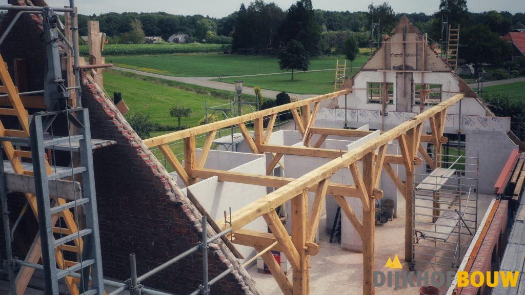 Dijkhof Bouw - Verbouw boerderij Klarenbeek (7)
